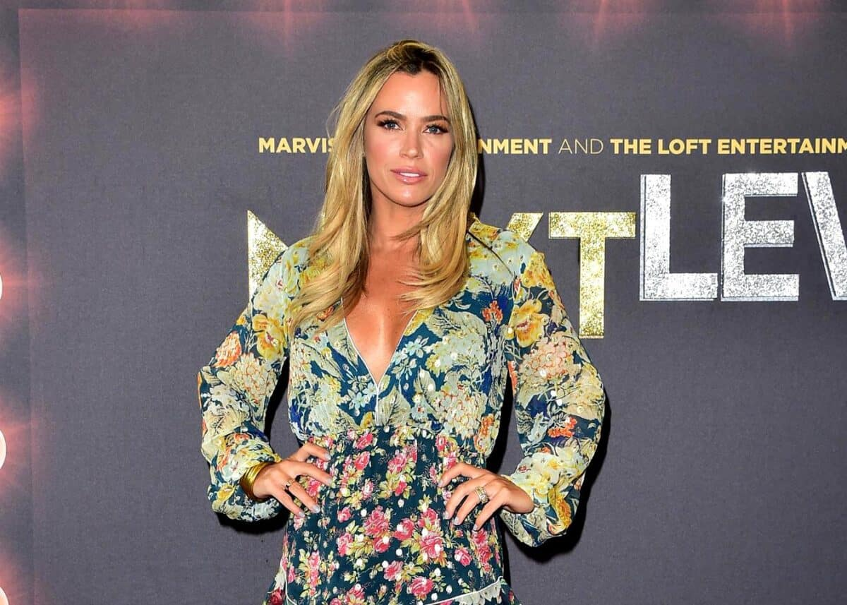 RHOBH Star Teddi Mellencamp Reveals She Cried Over Criticism From Fans After Walking in Kyle Richards' Runway Show, Receives Support From Husband Edwin Arroyave and Her Fellow Bravolebrities