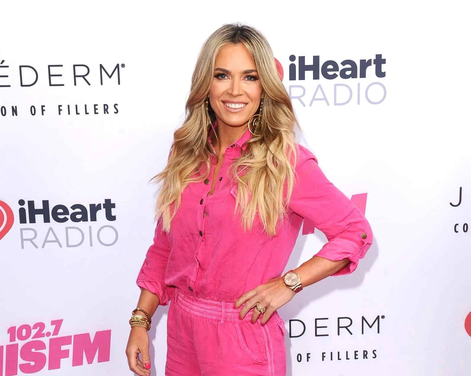 RHOBH Star Teddi Mellencamp Reveals Her Due Date for Baby #3, Shows Photos of Her Fitness Progress Through Her Pregnancy