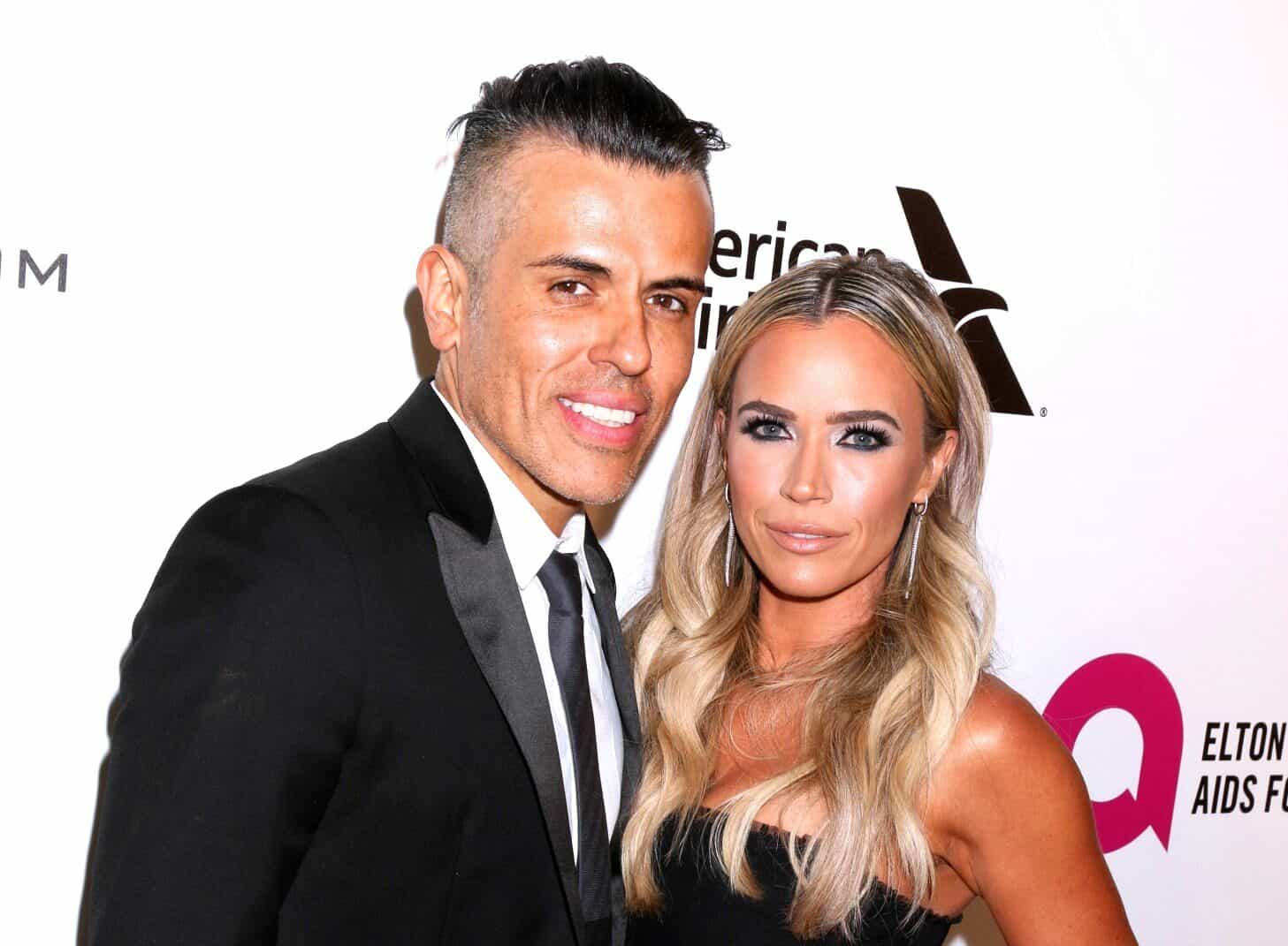 RHOBH Star Teddi Mellencamp Reveals She's Pregnant! Expecting Her 3rd Child With Husband Edwin Arroyave, Did She Go Through IVF?