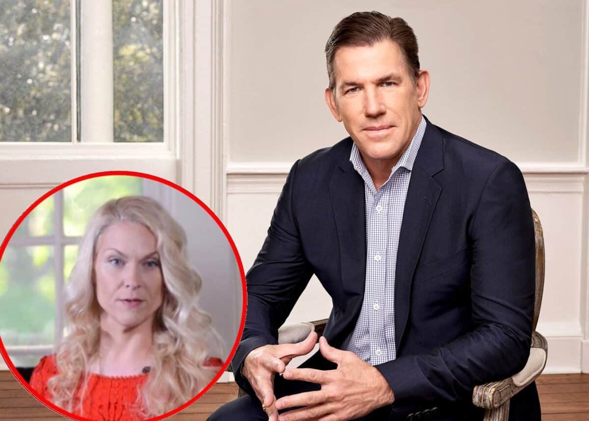 Here's How Thomas Ravenel's Accuser Nanny Dawn Feels About Him Avoiding Jail Time After His Guilty Plea for Assaulting Her, Plus is Southern Charm Star Helping Her Lawsuit Against Bravo?