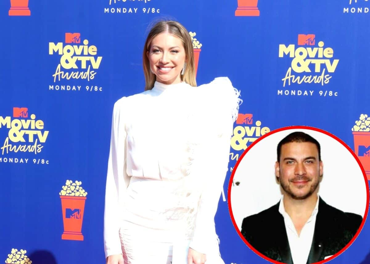 Stassi Schroeder Reveals the Real Reason She Quit Working at SUR, Addresses Jax Taylor's Drama With Vanderpump Rules Cast and Her Wedding!