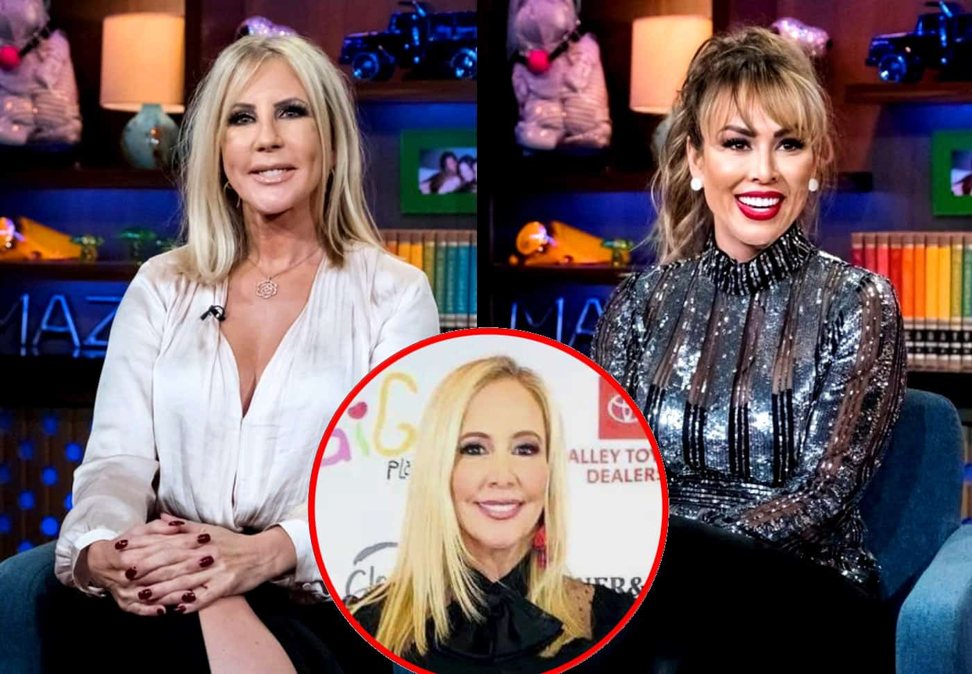 "RHOC's Vicki Gunvalson Accuses Kelly Dodd of Committing ""Assault and Battery"" Against Shannon, Slams Her and Says She Shouldn't Get Away With It"
