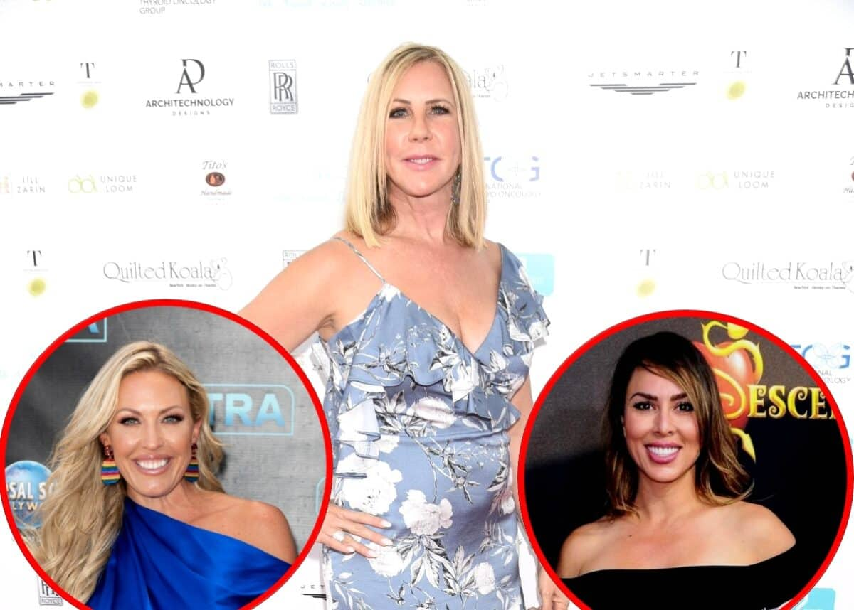 Vicki Gunvalson Reveals How Producers Plotted Storylines on the RHOC and Shares if Her Drama With Kelly and Braunwyn Was Real, Plus She Dishes on Behind-the-Scenes Secrets!