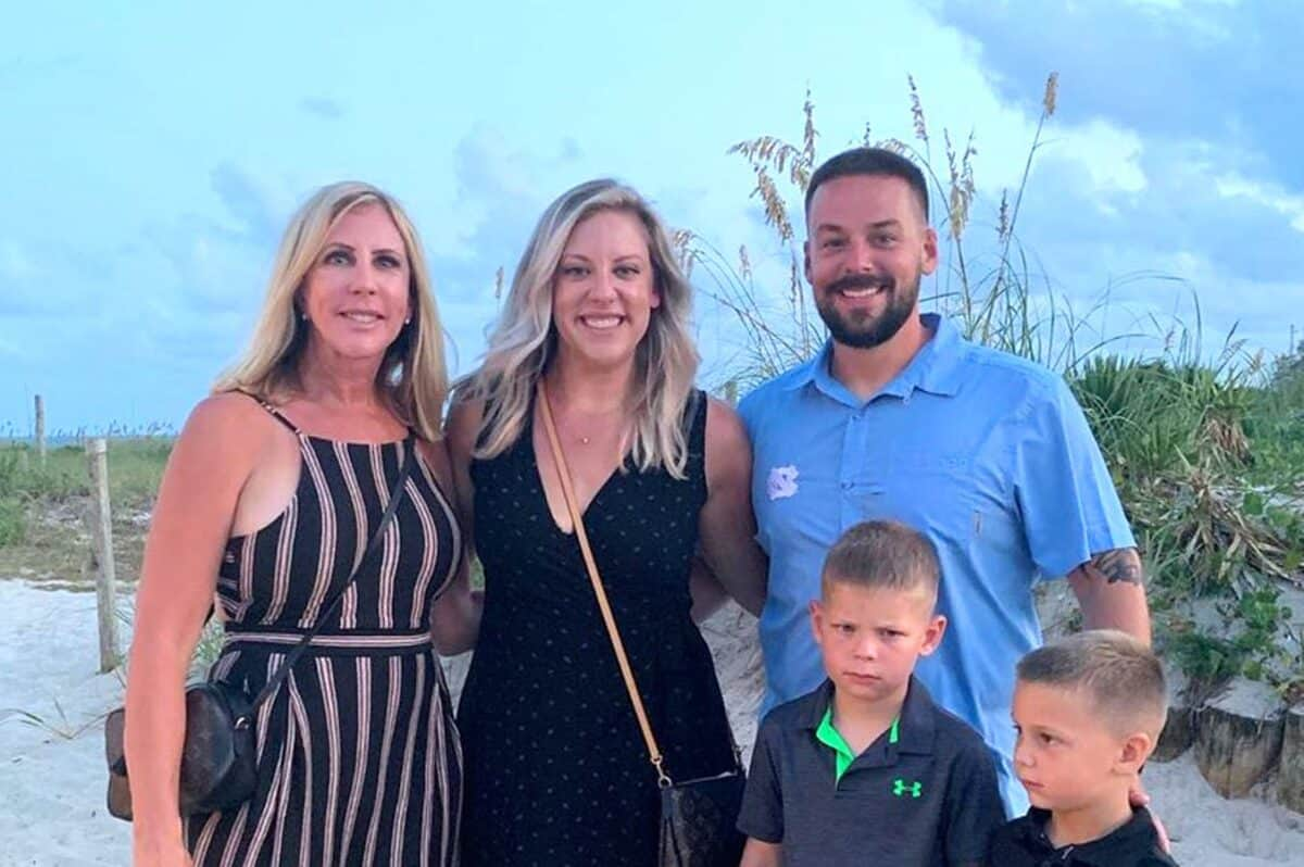 RHOC Star Briana Culberson and Husband Ryan Reveal Sex of Their Third Child as Mom Vicki Gunvalson Reacts