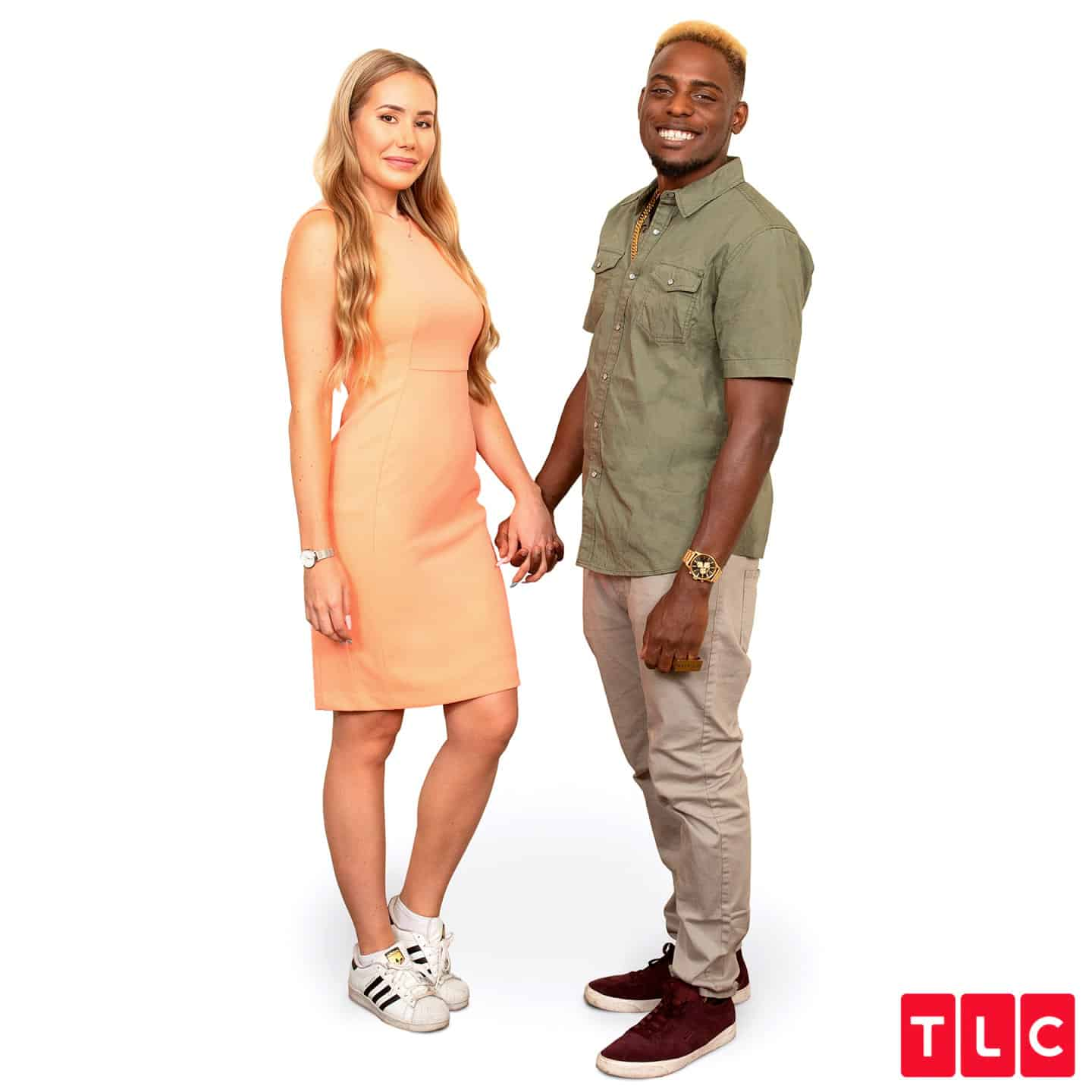 TLC 90 Day Fiance Season 7 Cast Jasmin and Blake