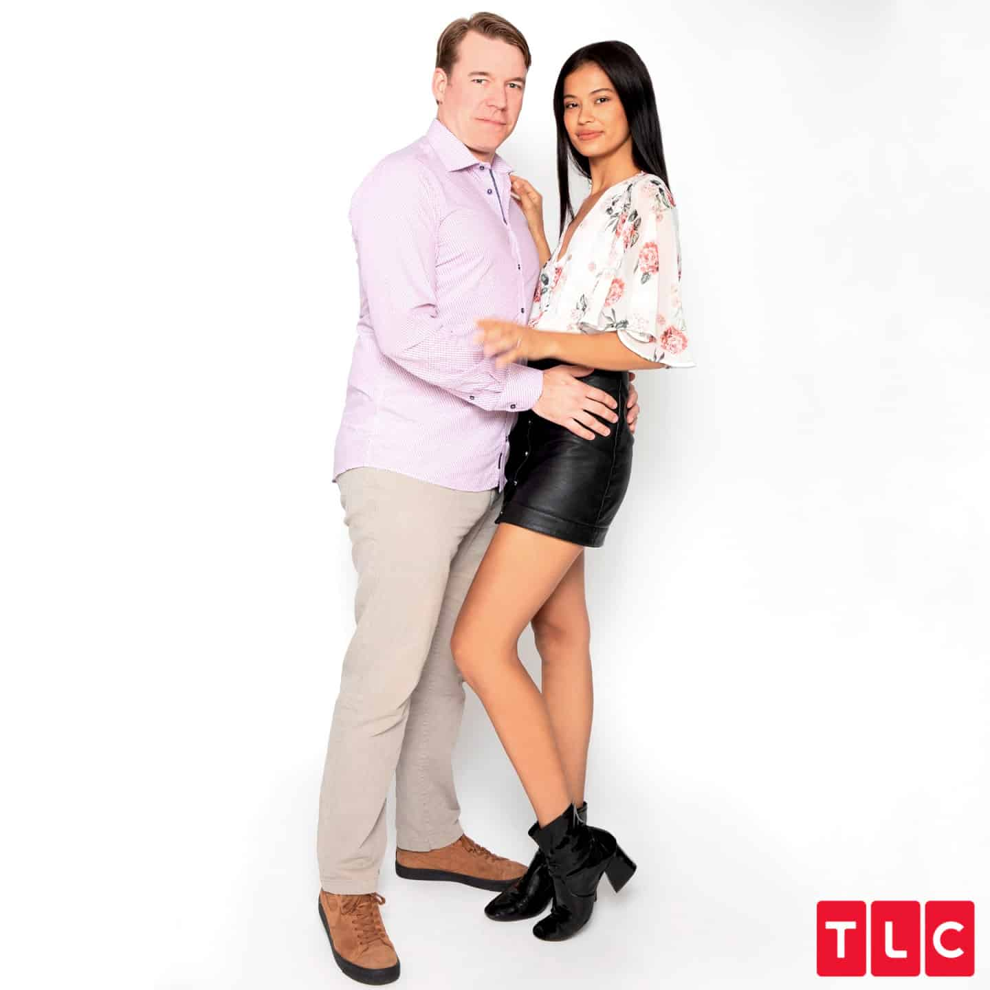 TLC 90 Day Fiance Season 7 Cast Michael and Juliana