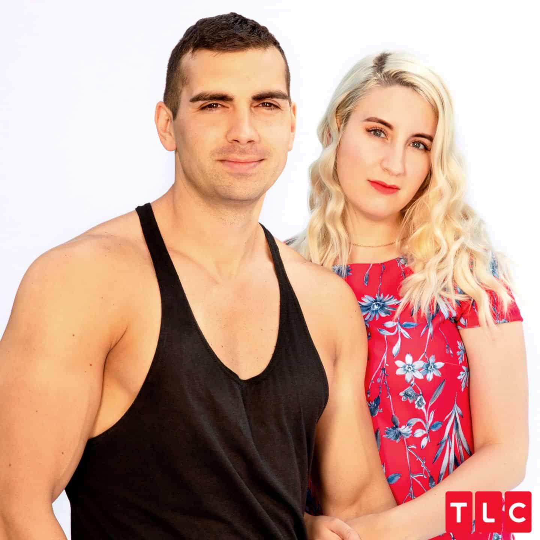 TLC 90 Day Fiance Season 7 Cast Sasha and Emily