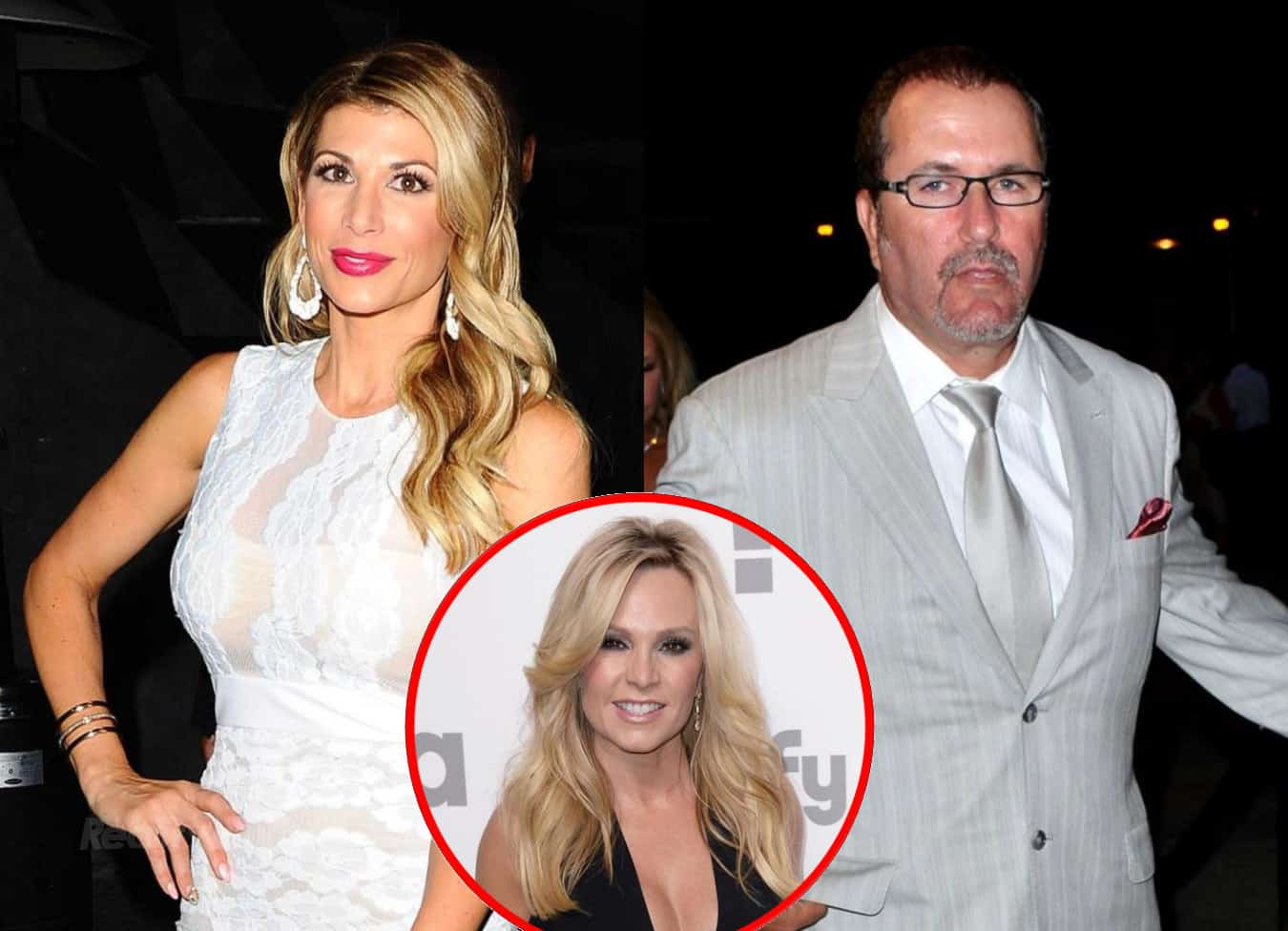 RHOC Star Alexis Bellino Dishes on 'Tumultuous' Divorce With Jim Bellino and Reveals Where They Stand Now, Plus Does She Blames Tamra for Not Coming Back to RHOC Full-Time?