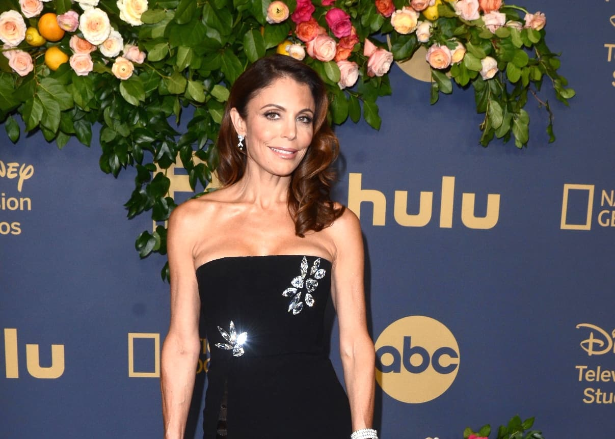 RHONY's Bethenny Frankel Shows Off Swanky Boston Townhouse