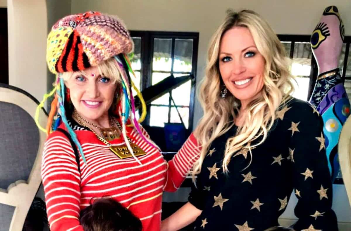 RHOC Star Braunwyn Burke's Mom Dr. Deb Accused of Using Racial Slur Against Man at Fashion Show as the Woman Who Feuded With Them Speaks Out, What is Dr. Deb Saying?