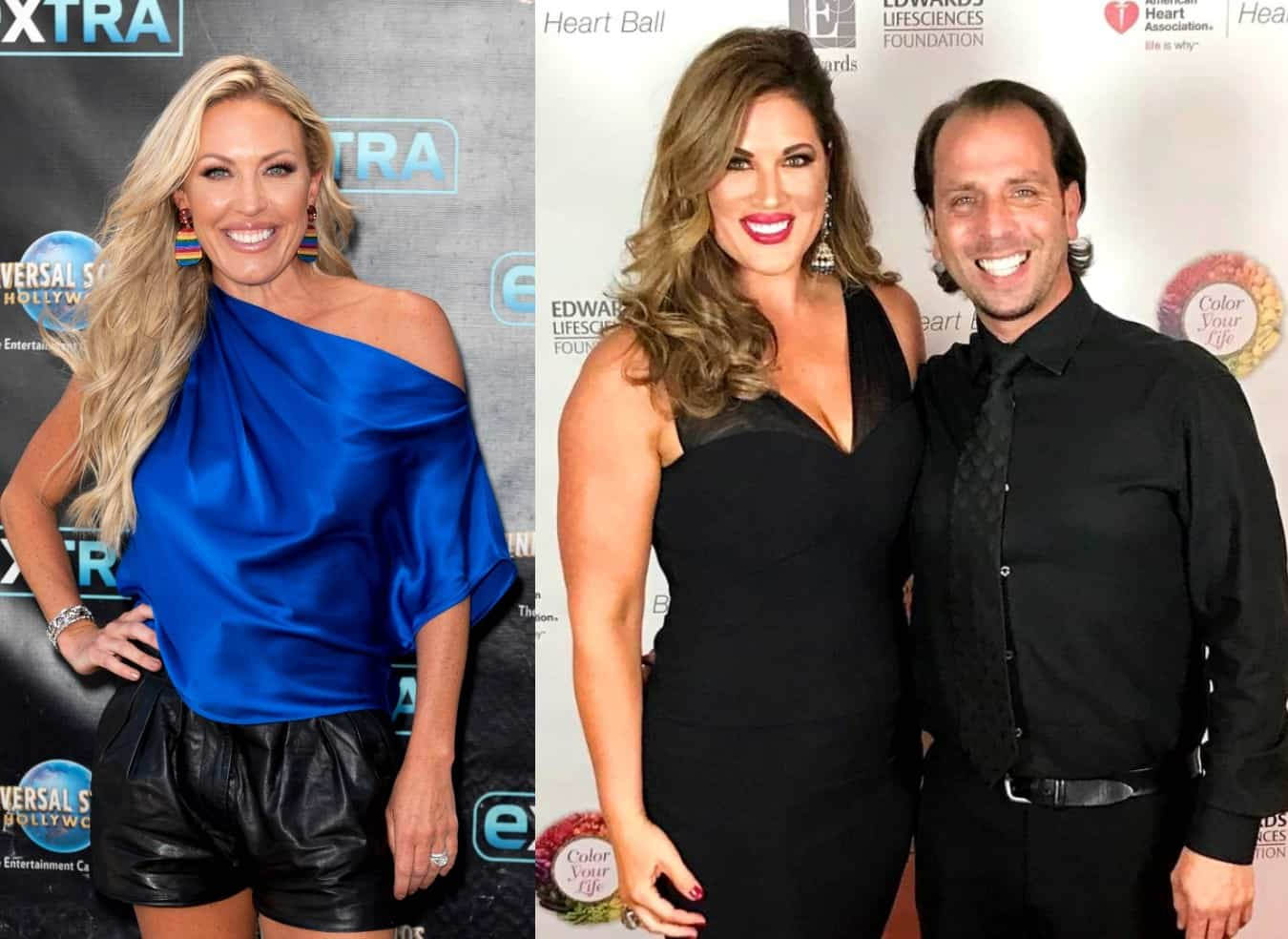 "RHOC's Braunwyn Windham-Burke Claims Emily Simpson's Marriage is an ""Arrangement"" and Reveals Which Costar is the Biggest Prude, Plus Do Her Kids Watch the Show?"