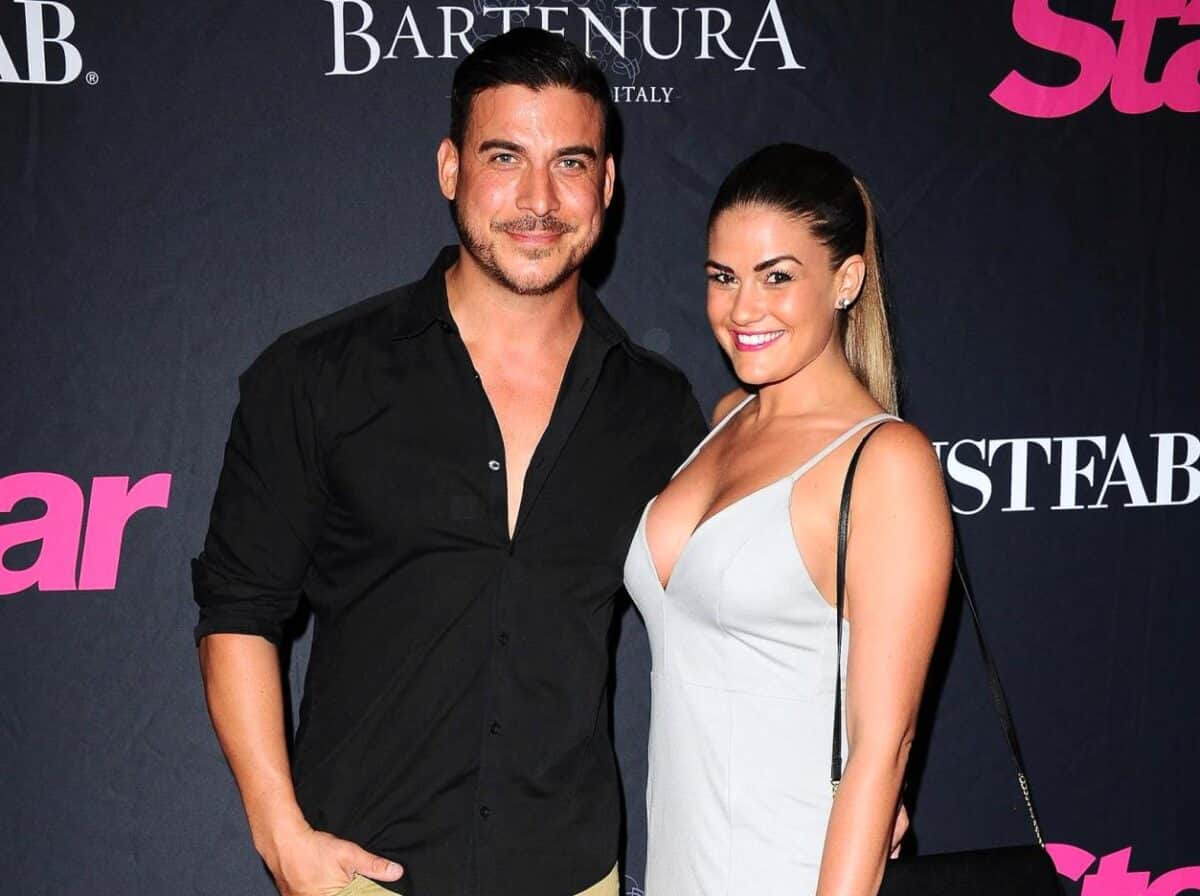 Vanderpump Rules' Jax Taylor is Okay With Wife Brittany Cartwright Hooking Up With Other Women If He Knows Them Personally, Does the Couple Have an Open Relationship?