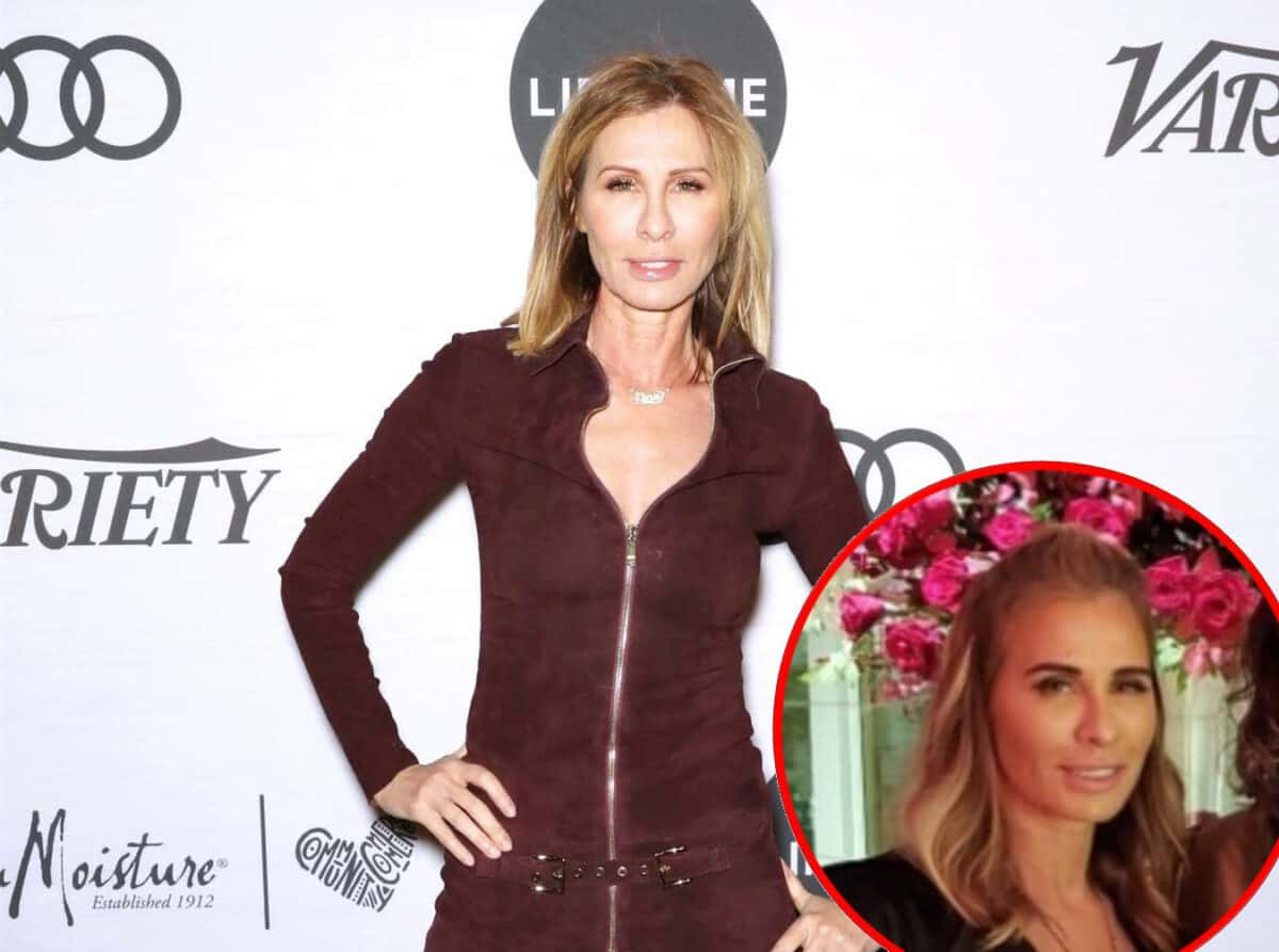 PHOTO: Fans React After Ex RHONY Star Carole Radziwill Debuts a New Look as They Can't Figure Out What's Different