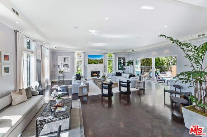 RHOBH Dorit Kemsley Family Room