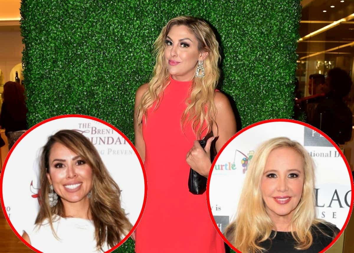 RHOC Star Gina Kirschenheiter Claps Back at Kelly Dodd's 'Unaccomplished' Diss