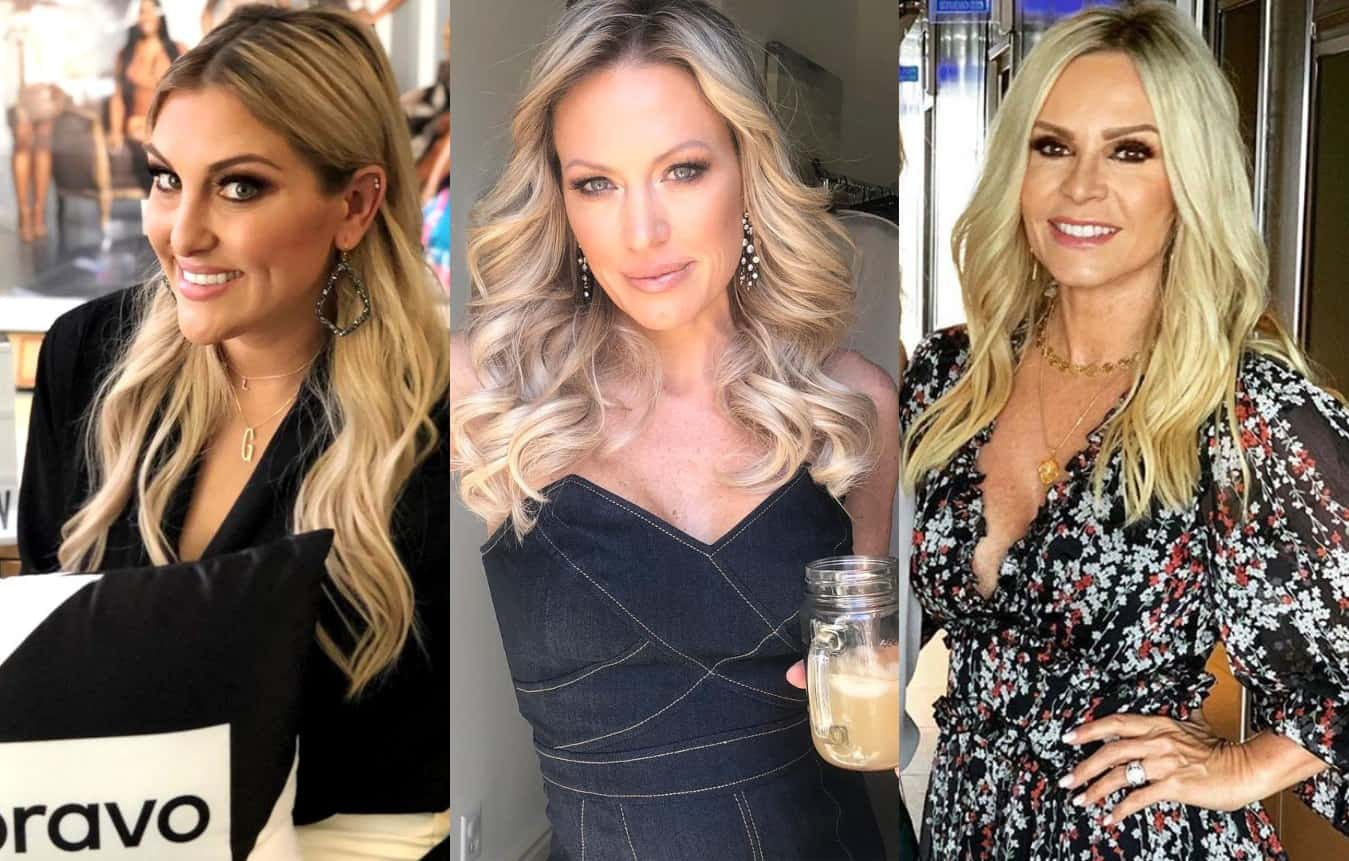 RHOC's Gina Kirschenheiter Shades Tamra and Braunwyn's Kissing Antics, Does She Believe Tamra's Drinking Was to Blame?