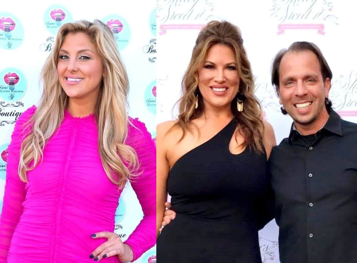 "RHOC's Gina Kirschenheiter Says She's Been ""Protecting"" Emily Simpson and That Shane Doesn't Respect Her, Talks End of Friendship With Kelly and Shades Braunwyn as ""Annoying"""