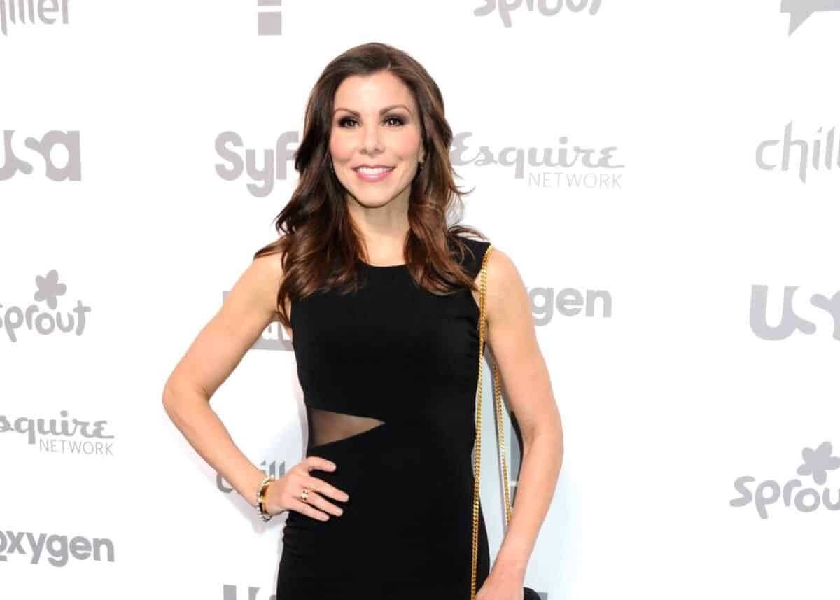 Former RHOC Star Heather Dubrow Pokes Fun at Show and Shades Real Housewives Franchise During Stand-Up Appearance