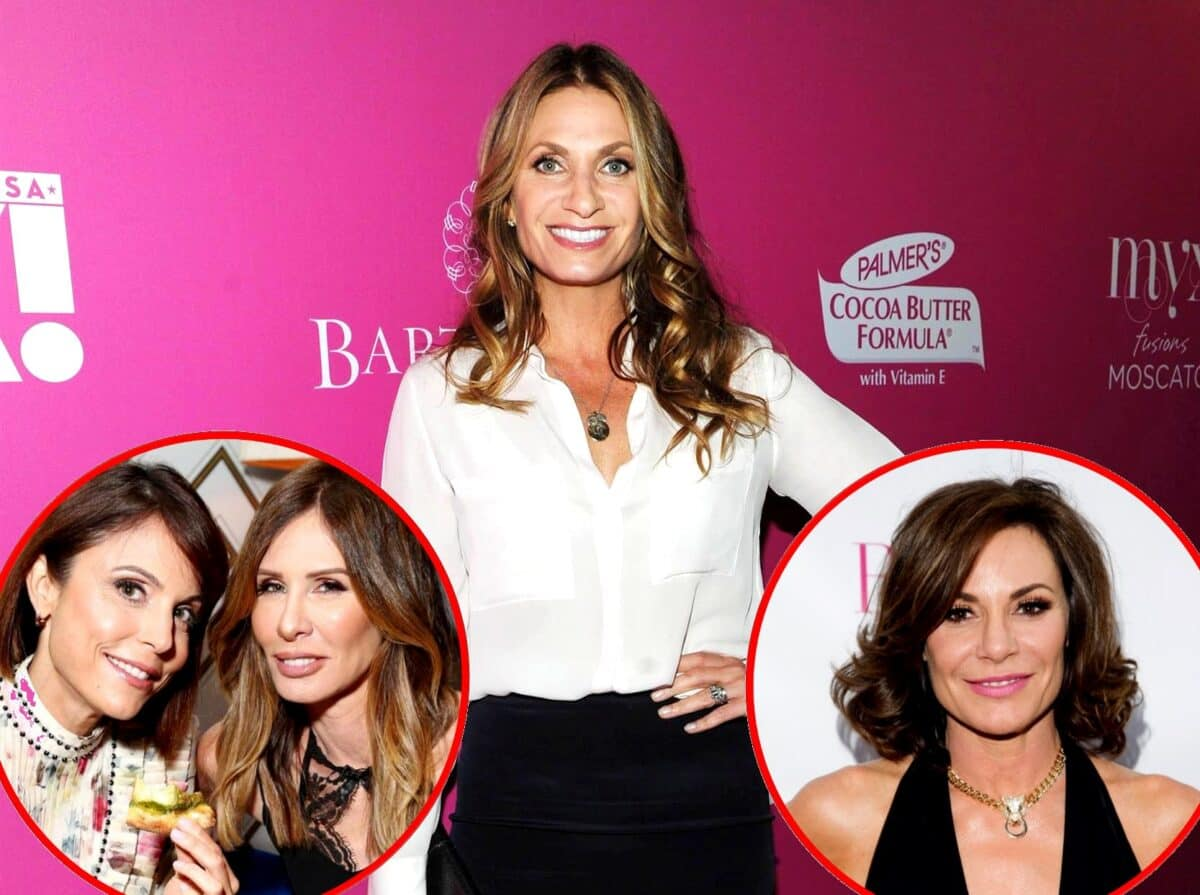 RHONY's Heather Thomson Believes Bethenny Frankel Used Carole Radziwill, Accuses LuAnn De Lesseps of Being 'Fake' and Talks Feud
