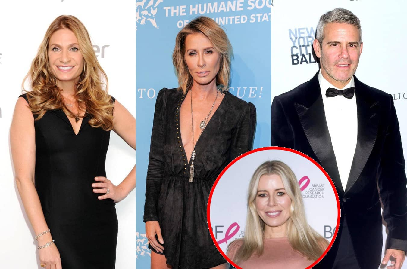 RHONY's Heather Thomson Reveals the Real Reason for Feud Between Andy Cohen and Carole Radziwill and Explains Why Got Fired