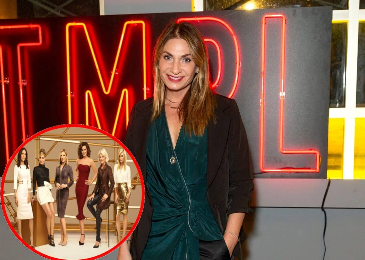 Heather Thomson Reveals Which RHONY Stars Play up to the Camera