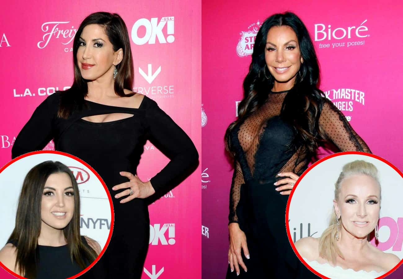 RHONJ's Jacqueline Laurita Slams 'Hypocrite' Danielle Staub for Dragging Margaret Josephs by the Hair After Prosecuting Her Daughter Ashlee Holmes for Ripping Out Hers