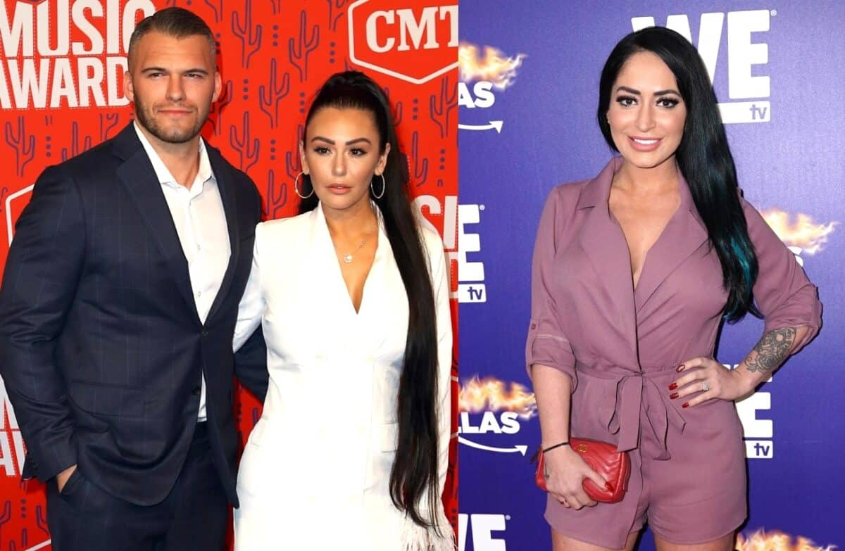 Jersey Shore's Jenni 'JWoww' Farley and Boyfriend Zack Carpinello are Back Together