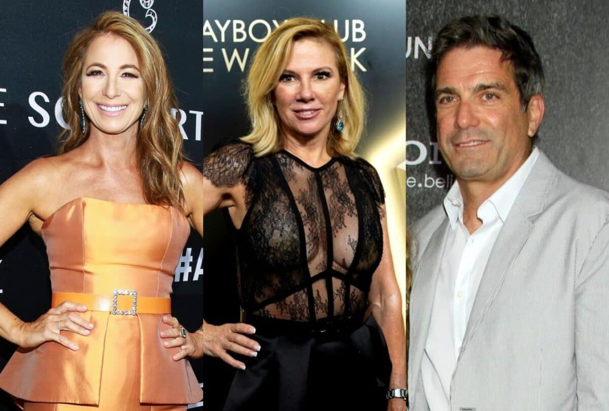 RHONY's Jill Zarin Reveals the Real Reason Ramona Singer Divorced Mario Despite His Affair, Plus She Accuses Mario of 'Pushing' Her at Party Years Ago as Mario and Ramona Respond