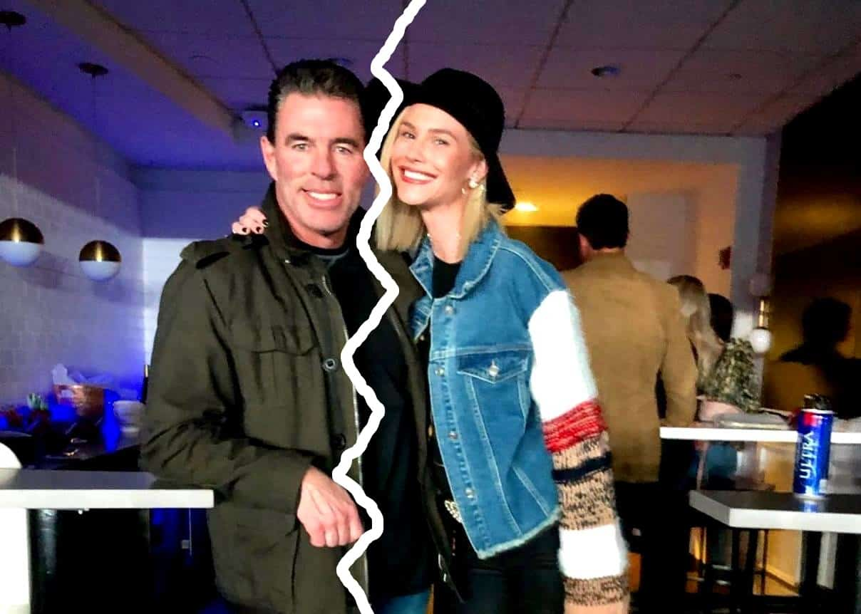 RHOC's Jim Edmonds Files For Divorce From Meghan King Edmonds After 5 Years of Marriage, Cops Reportedly Called After Fight