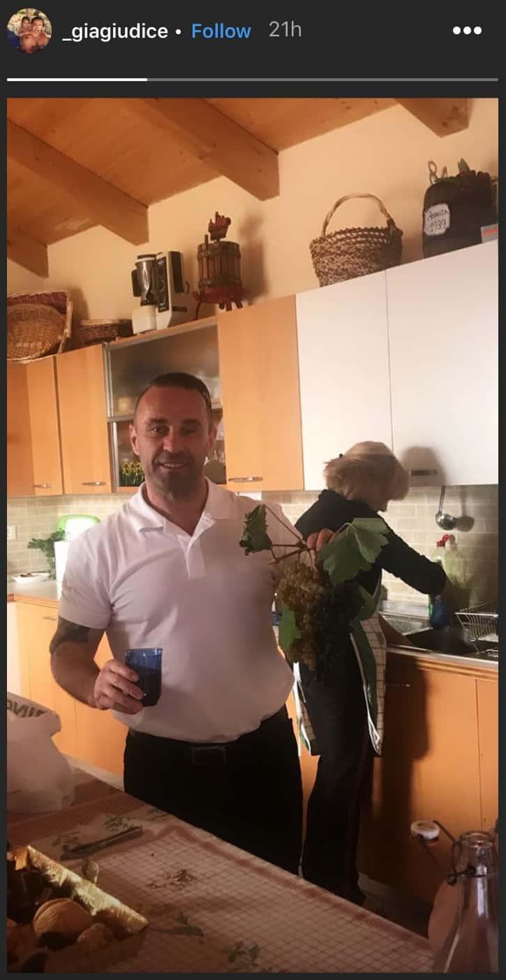 RHONJ Joe Giudice Shows Off Weight Loss in Italy