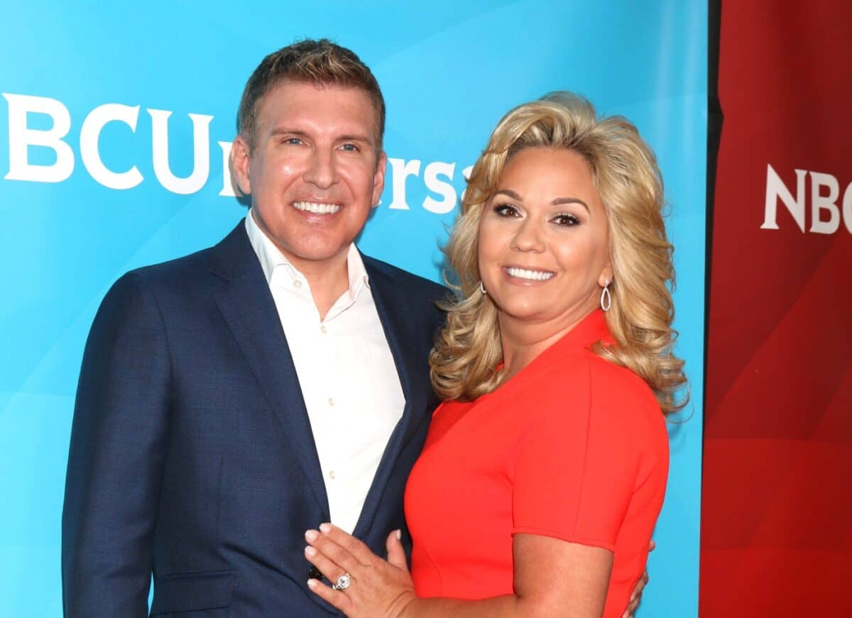 Chrisley Knows Best Stars Julie and Todd Chrisley Cleared of $2 Million State Tax Evasion Charges, Are They Still Facing Federal Charges?