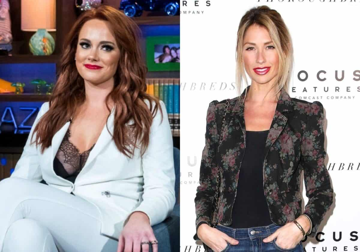 Ex-Roommate of Southern Charm's Ashley Jacobs Arrested for Falsely Claiming Kathryn Dennis Was Hiding in Her Closet and Stalking Her