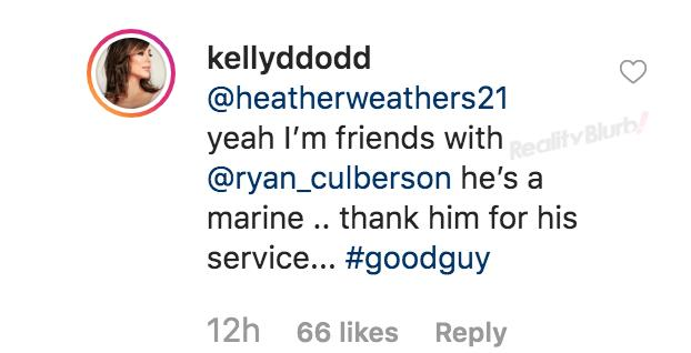 Kelly Dodd Says She's Friends With Vicki's Son in Law Ryan