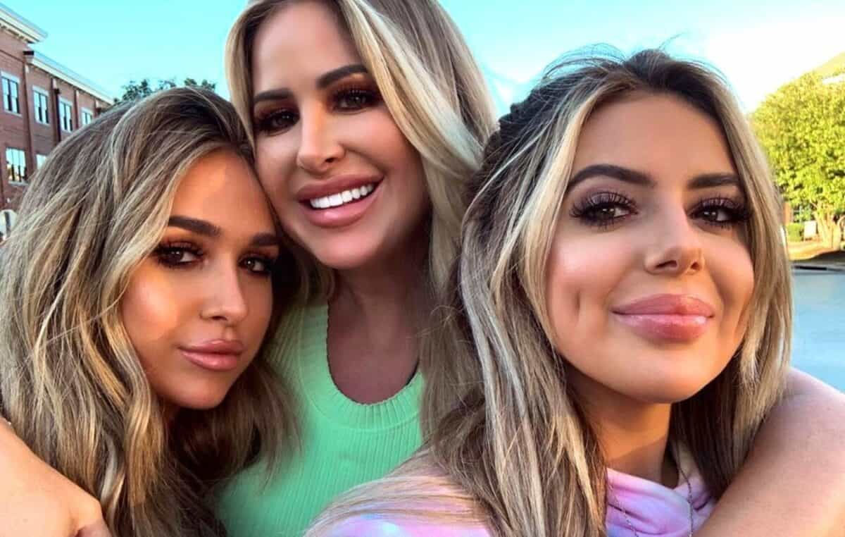 Kim Zolciak Reveals Which College Ariana Biermann Just Got Accepted Into! See Don't Be Tardy Star's Emotional Reaction