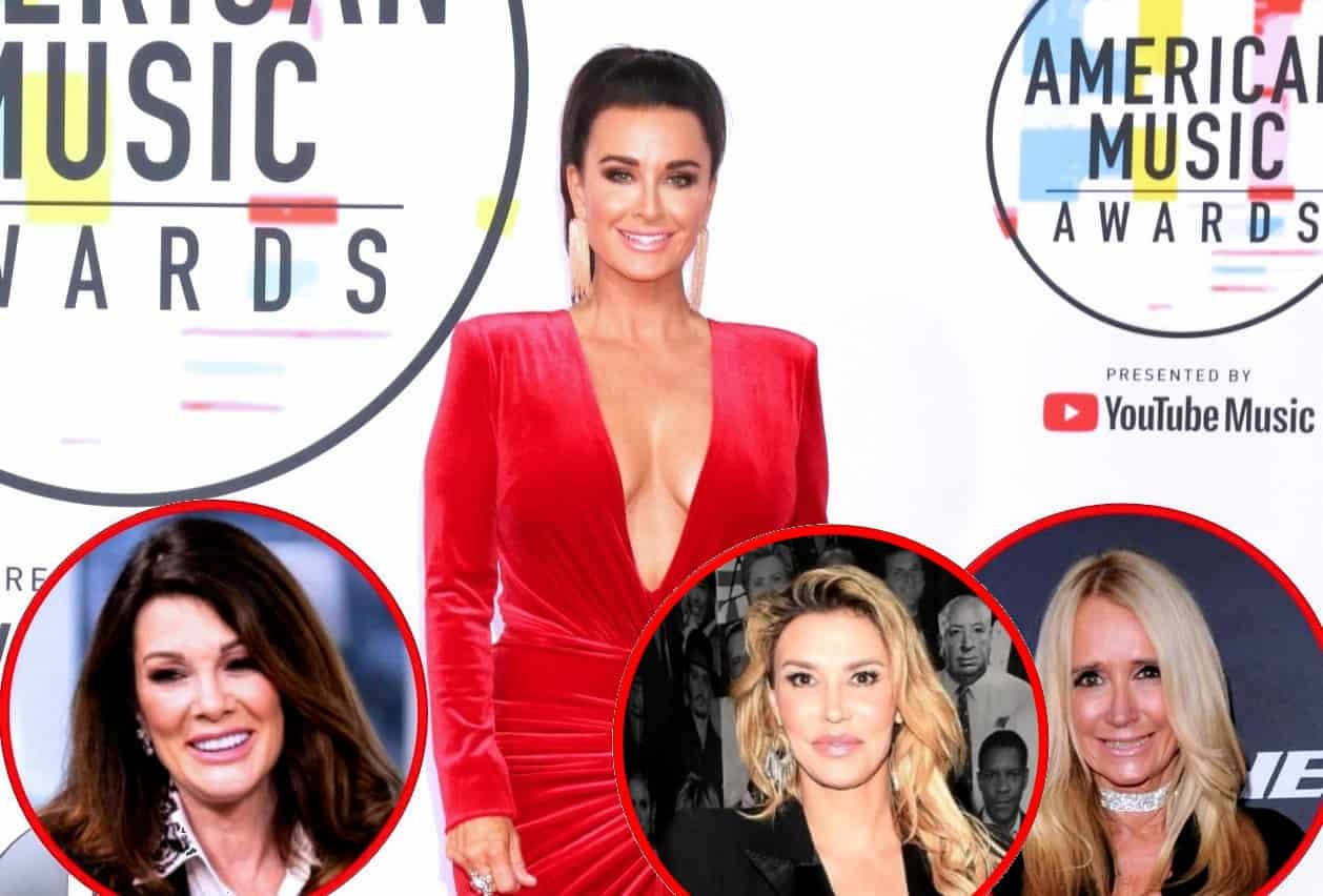 Kyle Richards Dishes on New RHOBH Season and Filming Without Lisa Vanderpump, Plus She Teases Kim Richards and Brandi Glanville's Returns