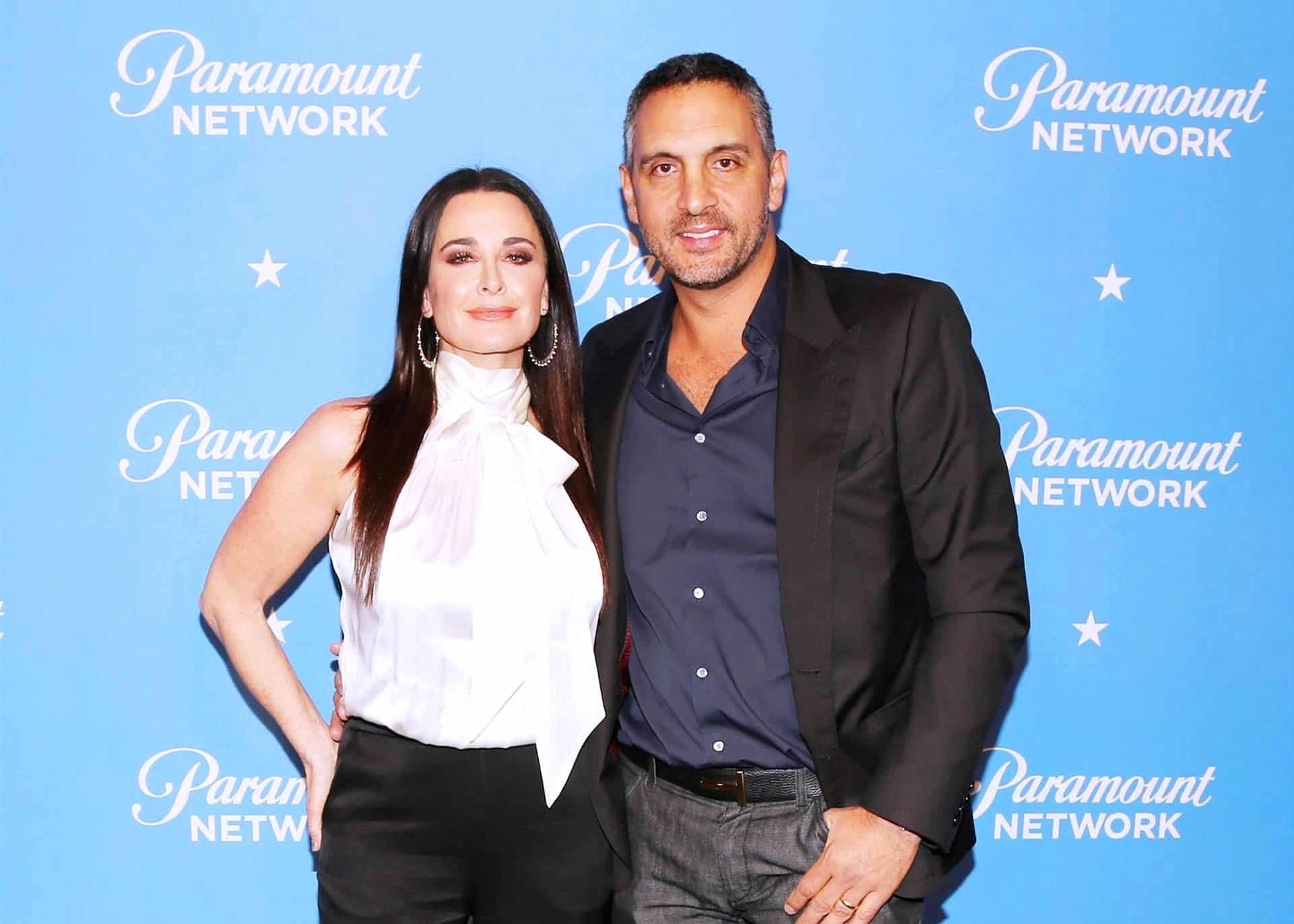 RHOBH Star Husband Mauricio Umansky Addresses Lawsuit, Responds to Rumors About His Real Estate Agency and Offers an Update on Rick Hilton Feud