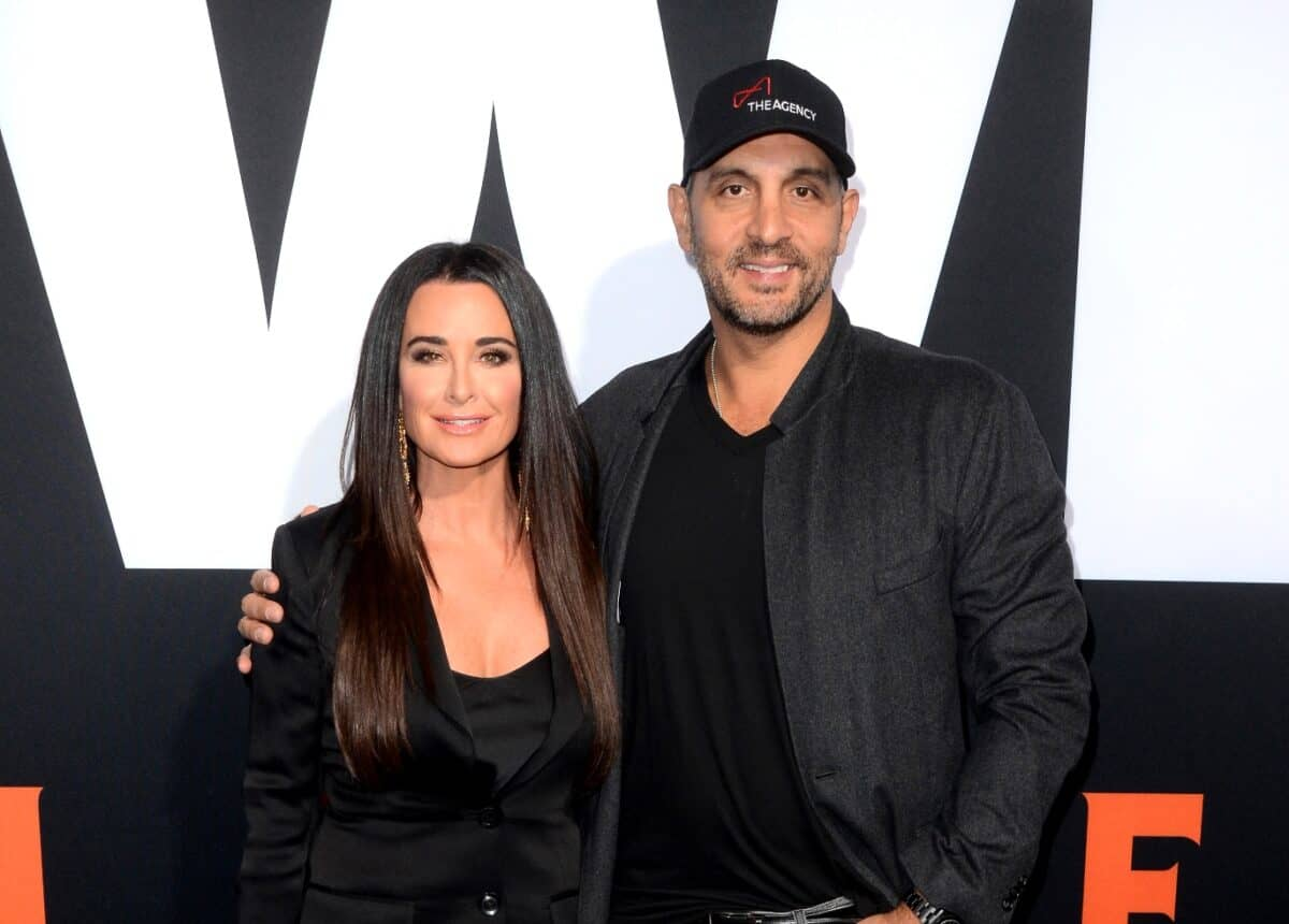 RHOBH Star Kyle Richards' Husband Mauricio Umansky Sued By Real Estate Agent for $4.5 Million Over Mansion Sale