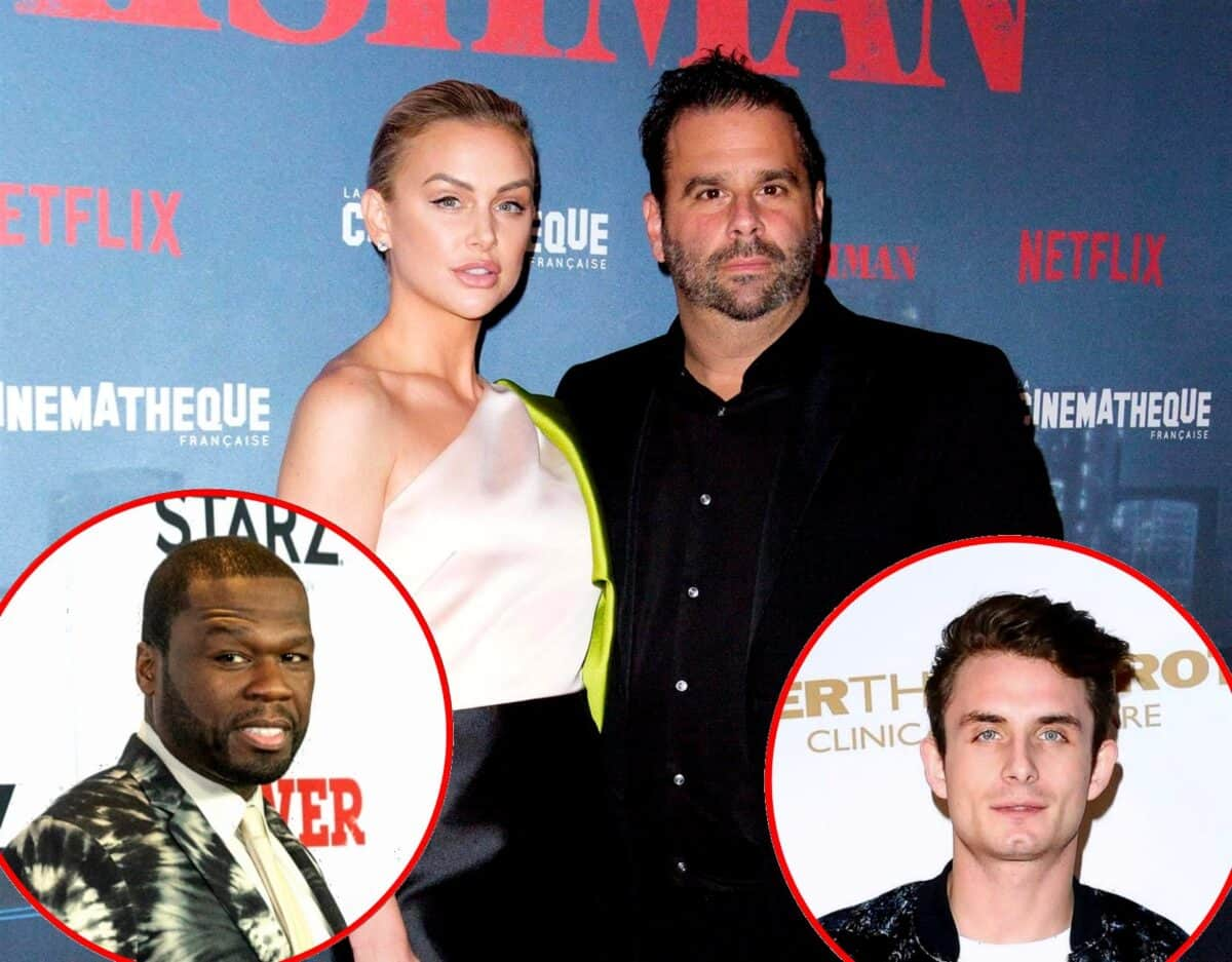 Vanderpump Rules' Lala Kent and Randall Emmett Talk 50 Cent After Feud, Plus She Plans Their Wedding and He Focuses on Weight Loss as James Kennedy is 'Proud' of Lala's Sobriety