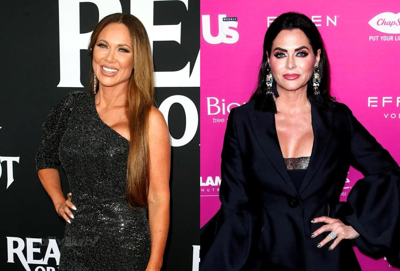 RHOD's LeeAnne Locken Shares Surprising Update on Friendship with D'Andra Simmons and Reveals the Root of Their Conflict