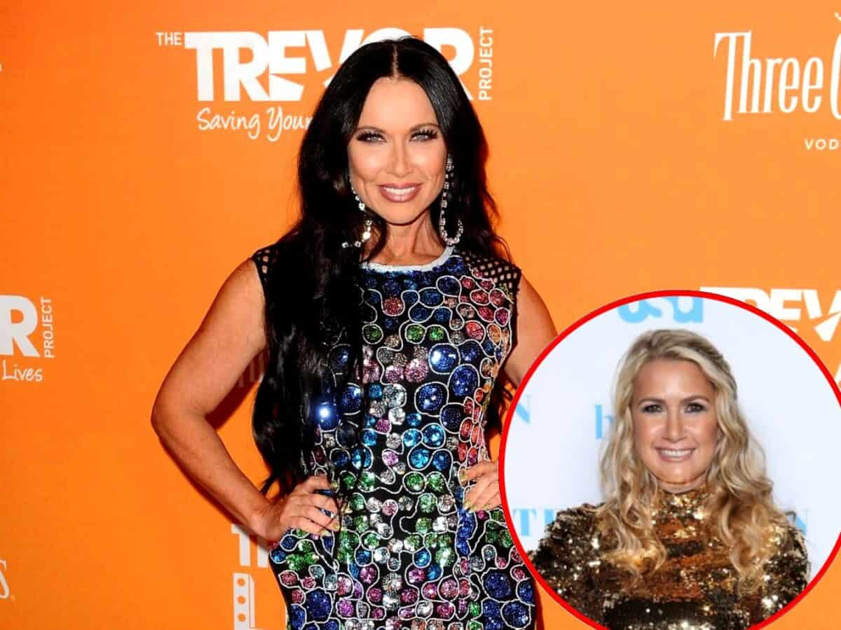 RHOD's LeeAnne Locken Accuses Kary Brittingham of Plotting to Attack Her and Reacts to Being Labeled 'Negative,' Plus She Claims Cast Has Double Standards
