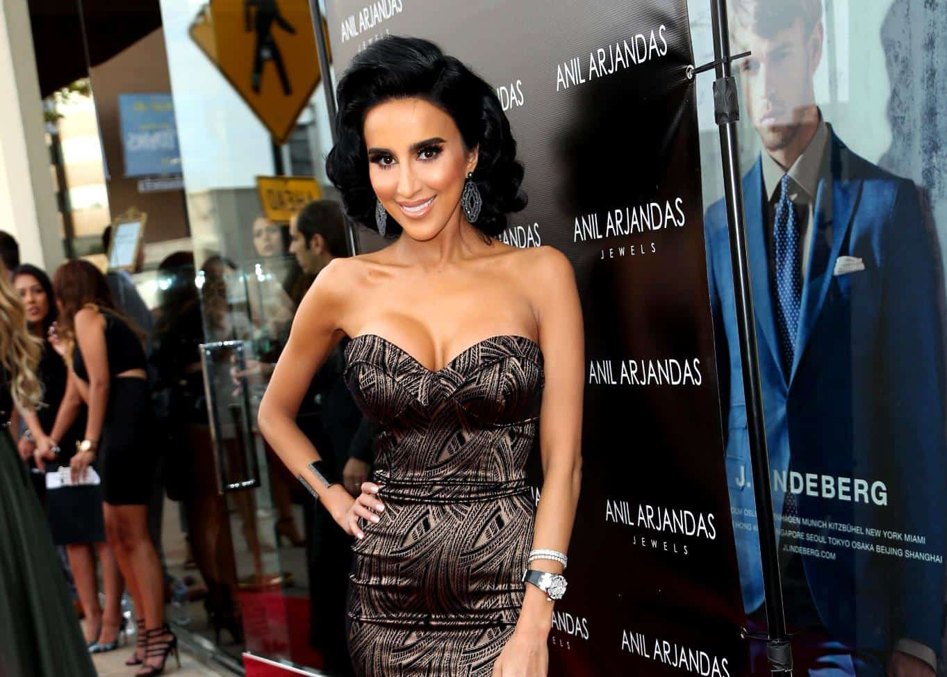PHOTO: Shahs of Sunset's Lilly Ghalichi Has Surgery After Her Breast Implant Ruptures, She Shares Picture and Opens Up About Experience, Plus She Warns About the Risks of Surgery