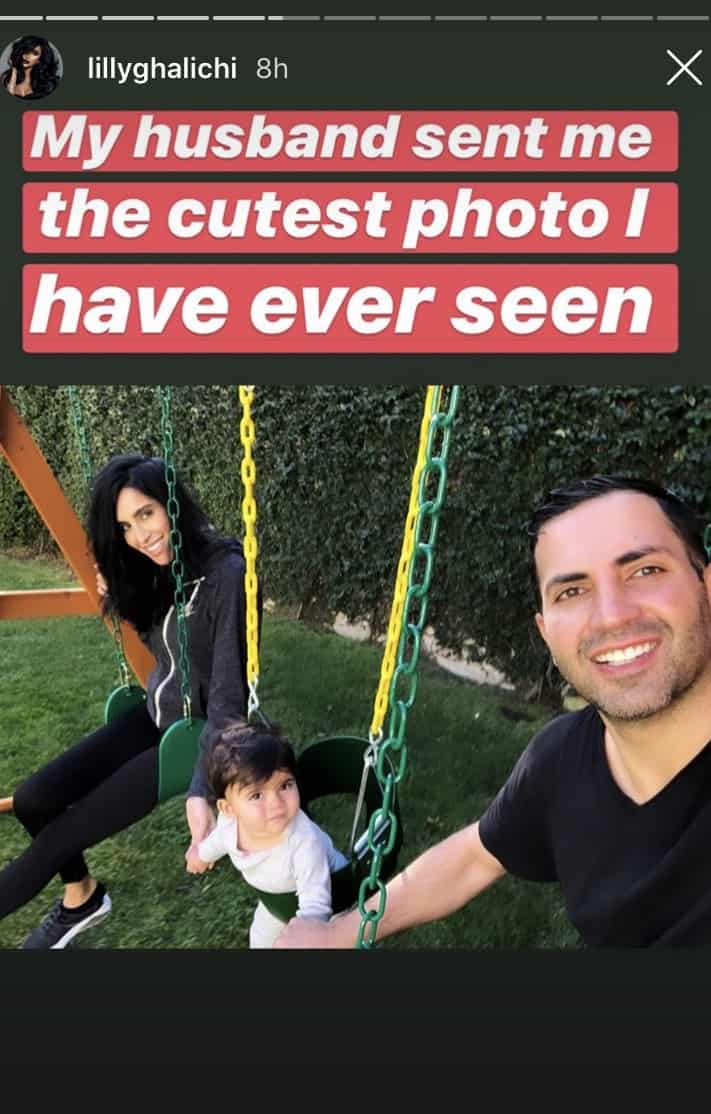 Shahs of Sunset Lilly Ghalichi hints at reconciliation with husband Dara Mir