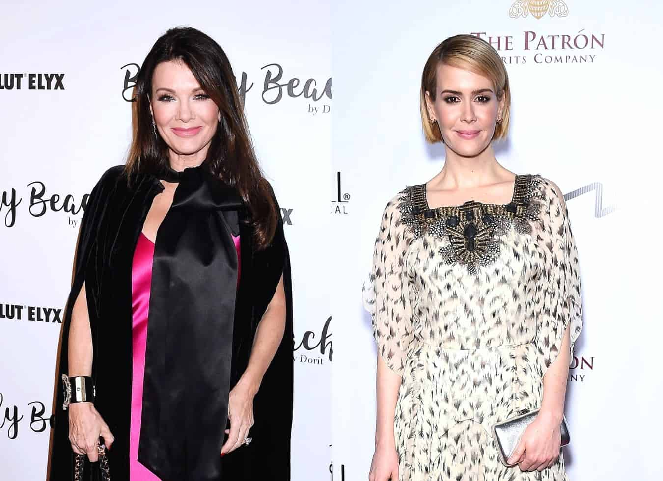 PHOTO: See Proof That Lisa Vanderpump Did Meet Sarah Paulson at 2015 Event and Find Out Which of Her Former RHOBH Co-Stars Were Present