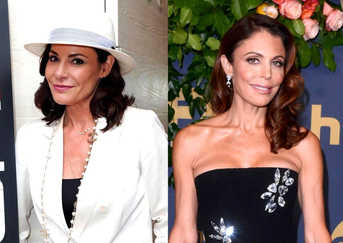 "Luann de Lesseps Slams Bethenny Frankel as 'Nasty' and Says RHONY Cast is ""Relieved"" She Quit, Plus How Ramona 'Freaked Out' After Thinking Bethenny Was Returning"