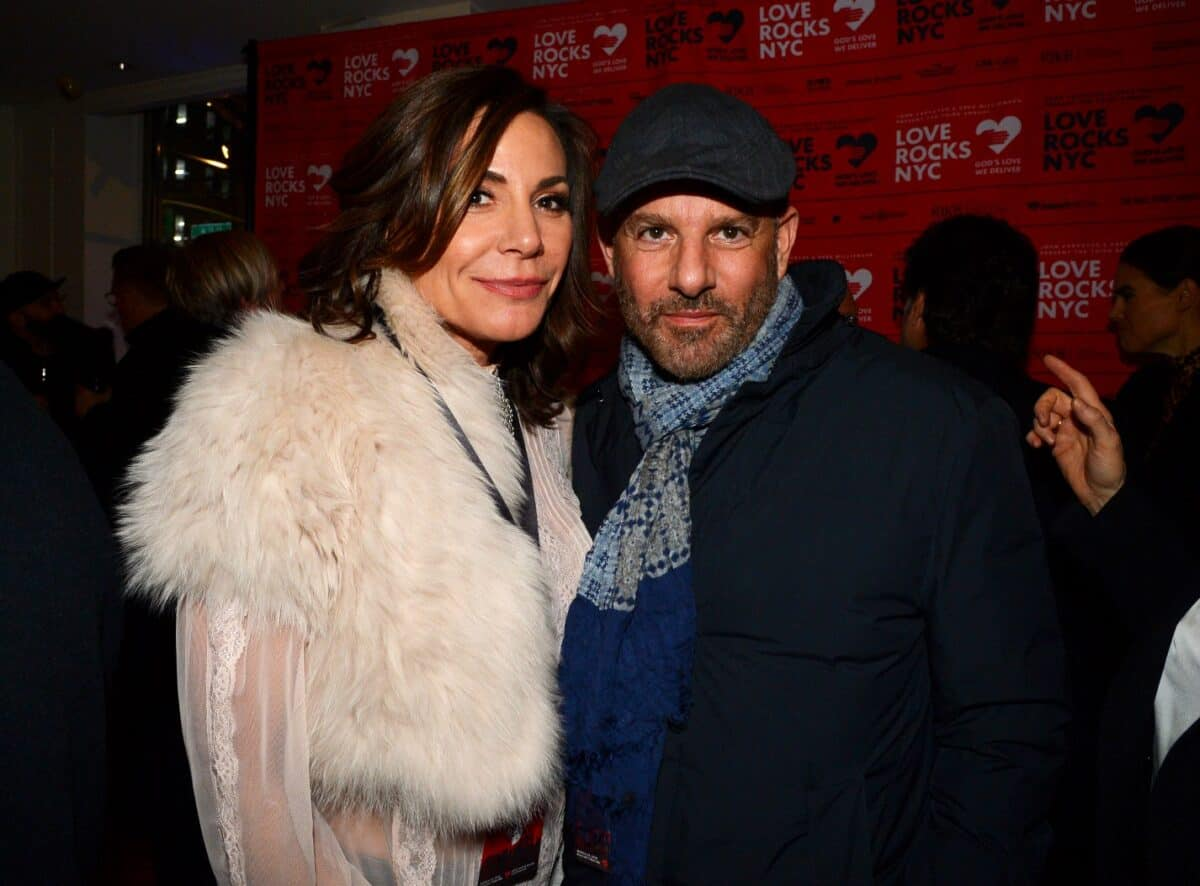 RHONY's LuAnn de Lesseps Opens Up About New Boyfriend Rich Super, She Gushes Over Their Connection and Addresses Mixing Business With Pleasure