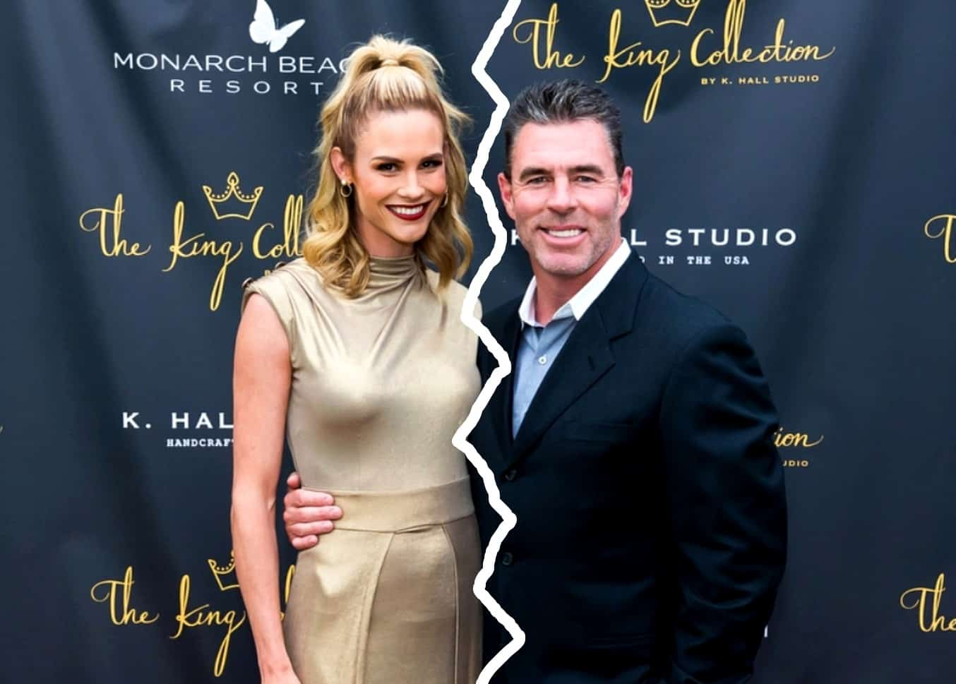RHOC's Meghan King Edmonds Accuses Husband Jim of Affair With Their Nanny, Plus See Her Instagram Post Following Divorce News