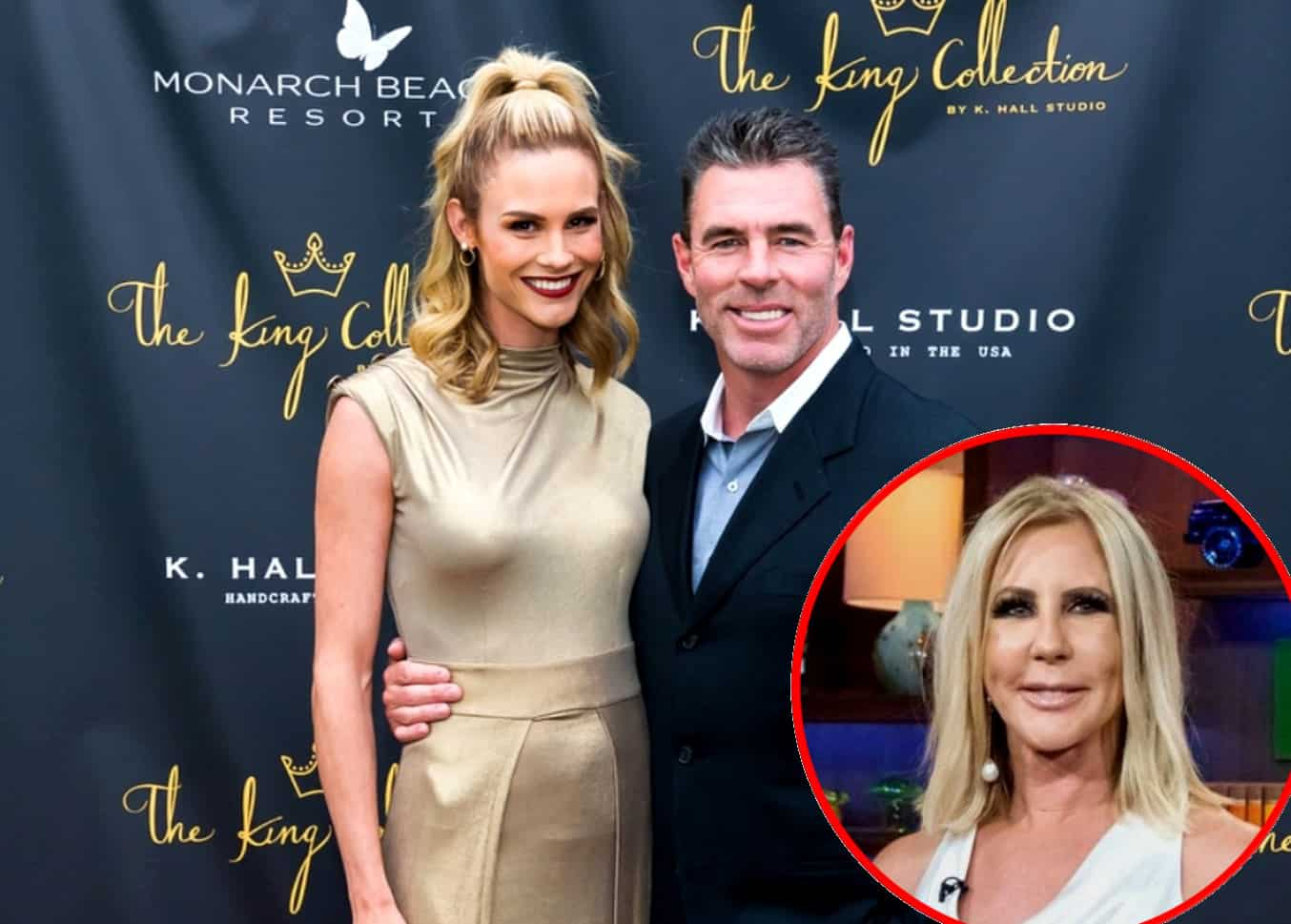 RHOC's Meghan King Edmonds Called Cops Twice on Jim in Two Days, Details of Calls Revealed as Vicki Gunvalson Talks Split After RHOC Prediction