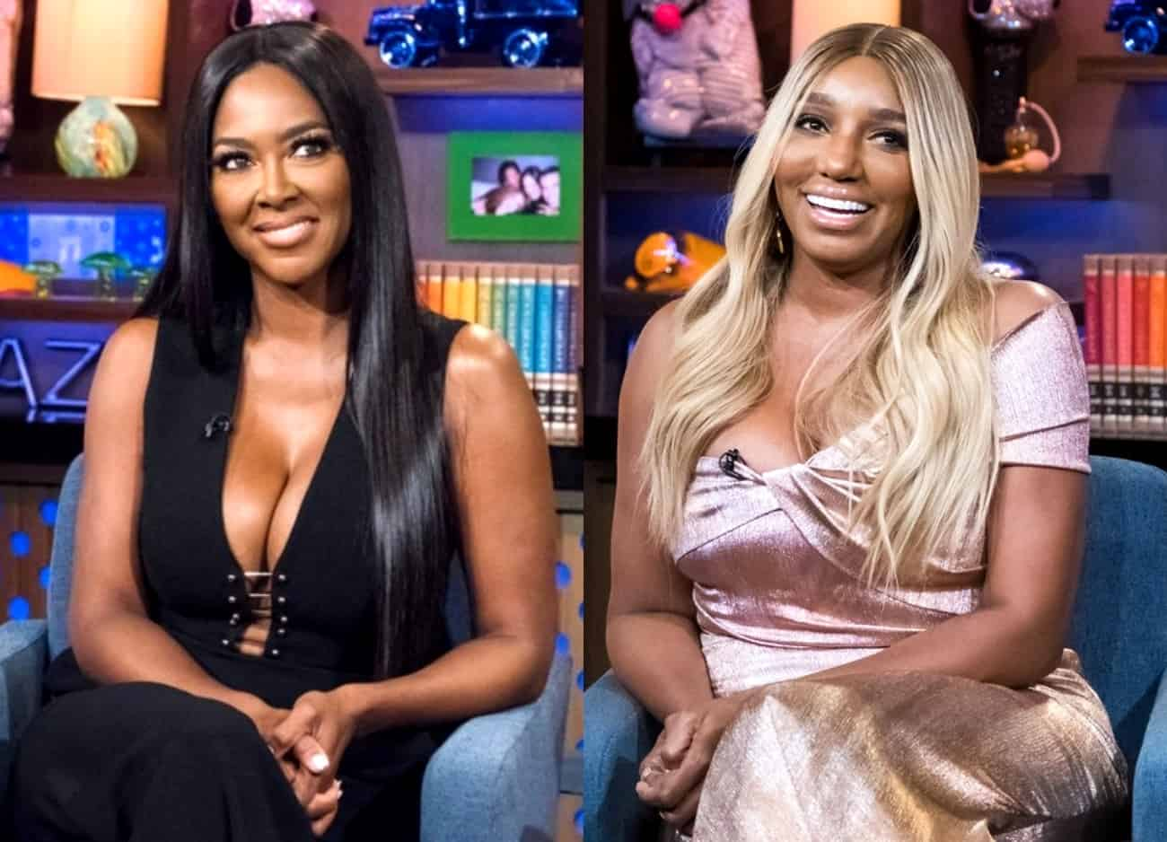 "RHOA Star Kenya Moore Slams NeNe Leakes as a ""Bully"" With ""Very Few Friends,"" Find Out What is Causing Latest Feud"