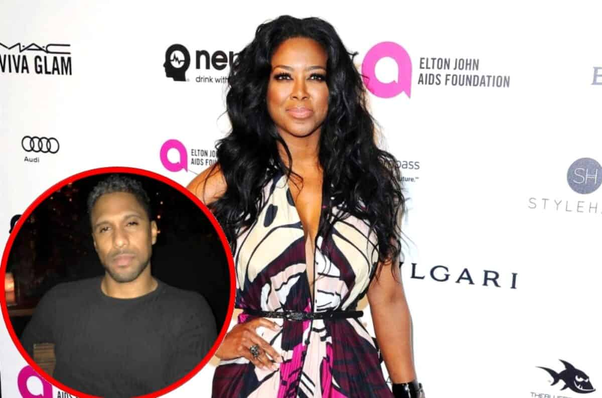 Have RHOA's Kenya Moore and Husband Marc Daly Filed for Divorce?