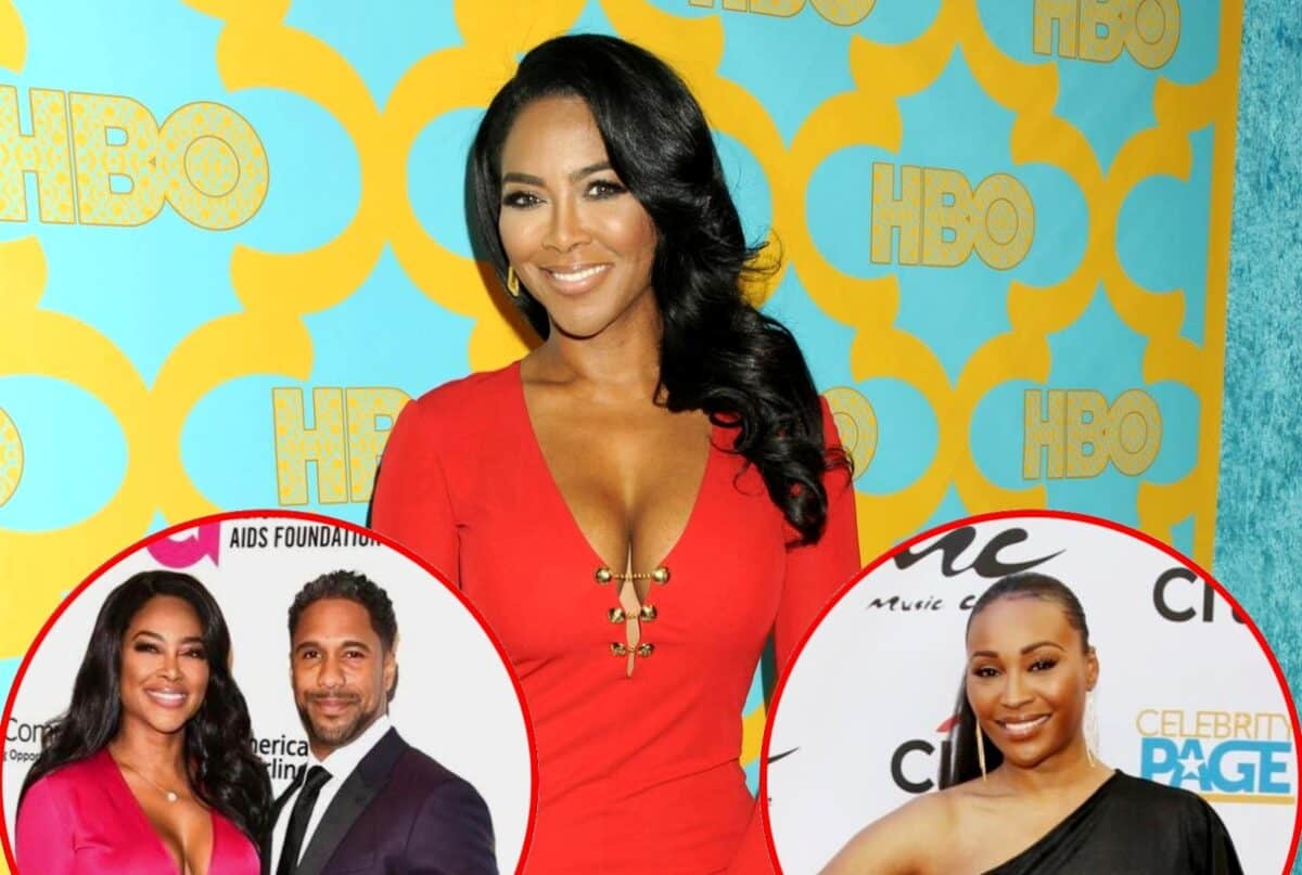 "RHOA's Kenya Moore Reflects on ""Bittersweet"" Memory of Husband Marc Daly After Slit, Plus See How Cynthia Bailey Is Showing Her Support for Kenya"